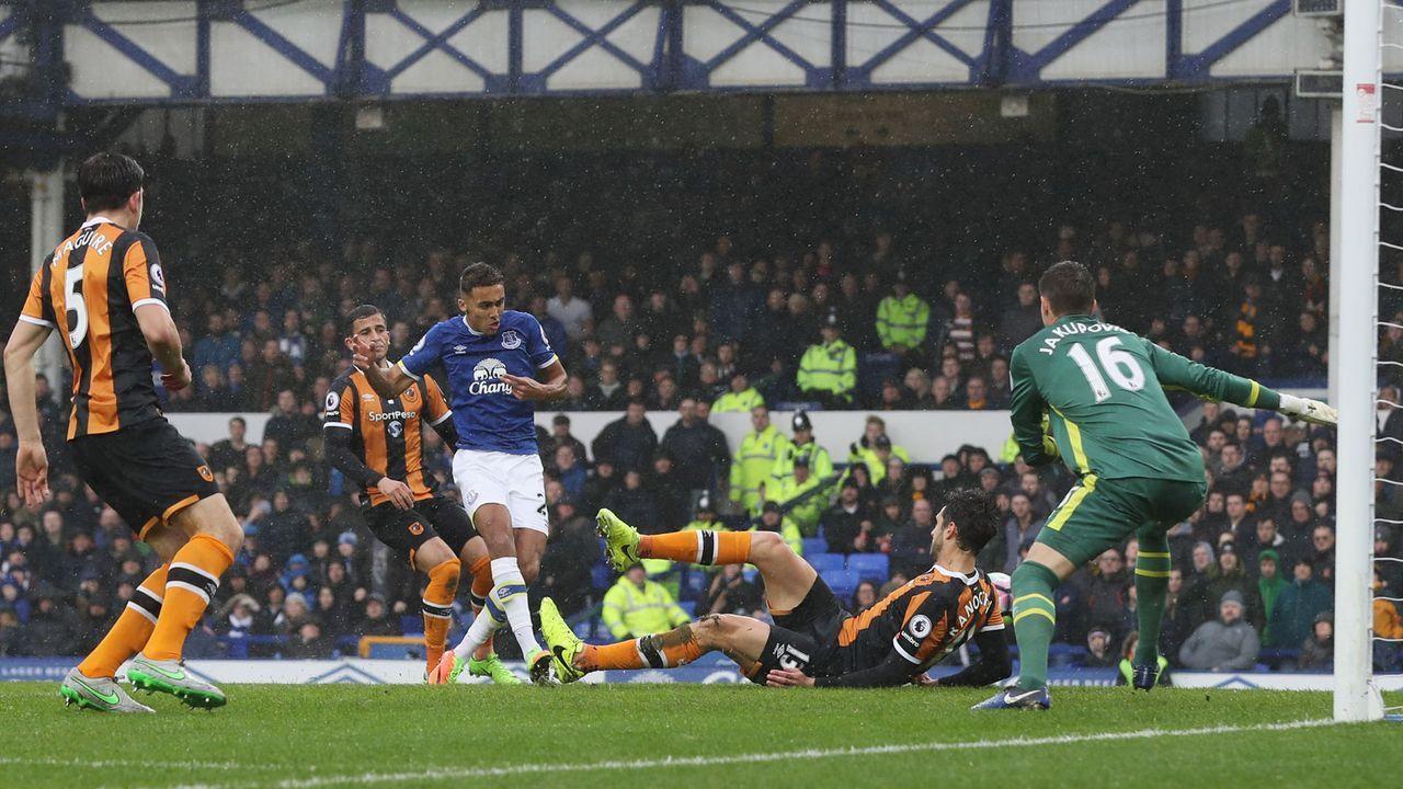 Wechsel zu Everton - Bildquelle: 2017 Getty Images