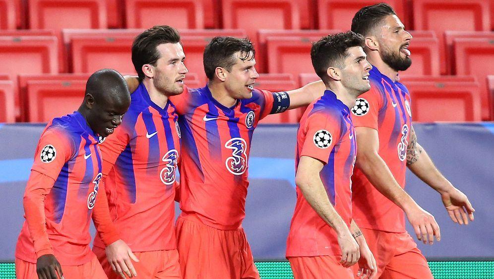 Steht durch den 2:0-Erfolg gegen den FC Porto mit einem Bein im Champions-Le... - Bildquelle: Getty Images