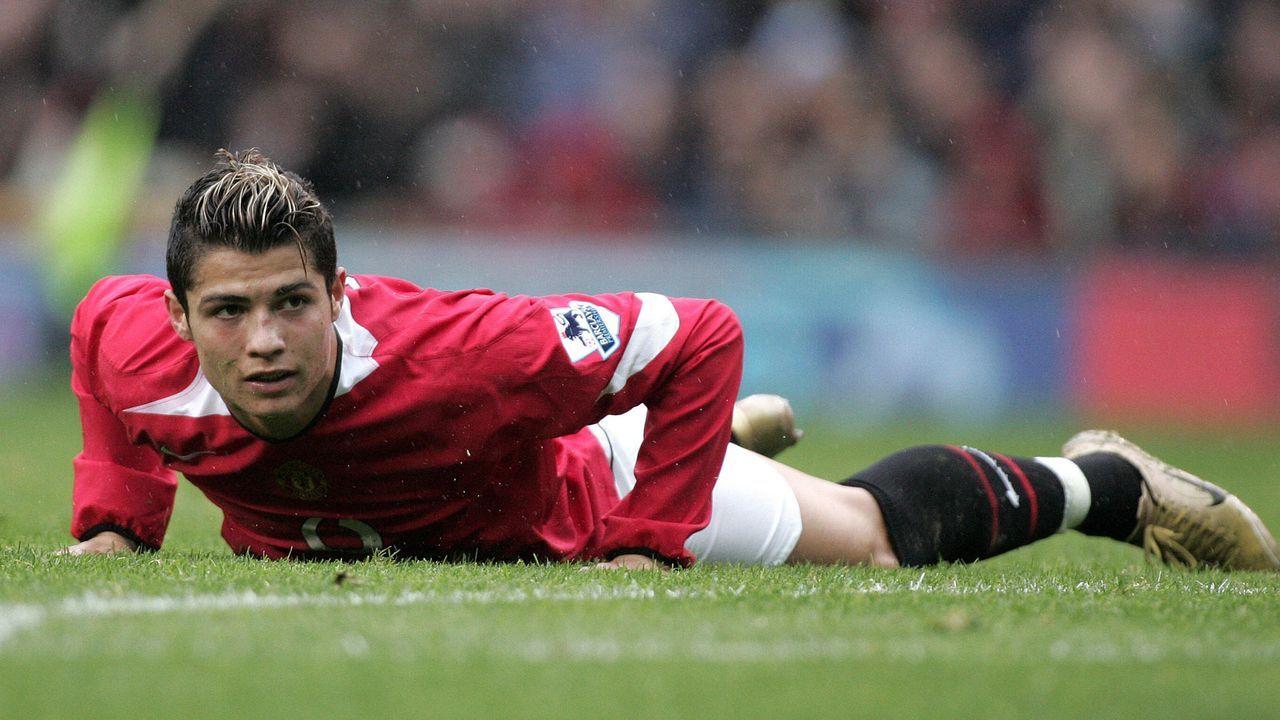Platz 19: Cristiano Ronaldo (18 Jahre/19 Millionen Euro) - Bildquelle: imago images/Mary Evans
