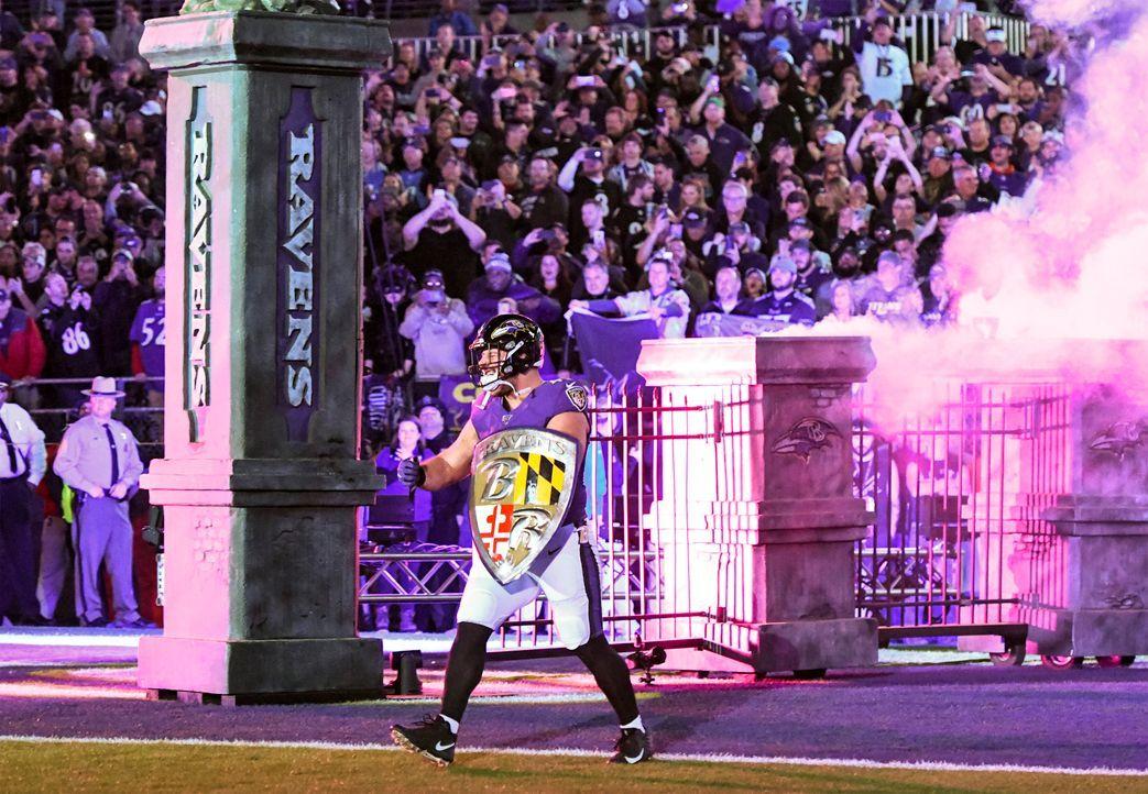 2. Marlon Humphrey (Baltimore Ravens) - Bildquelle: imago images/Icon SMI