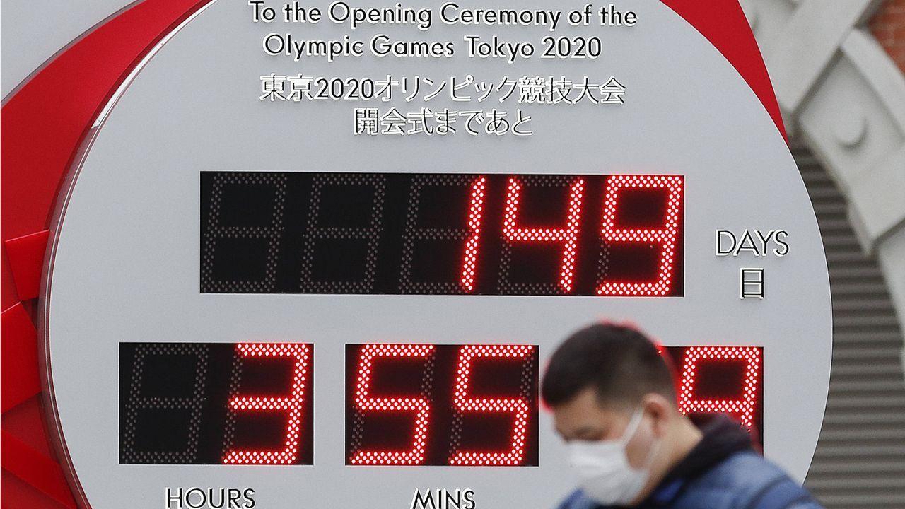 Olympische Spiele in Tokio - Bildquelle: imago images/ZUMA Press