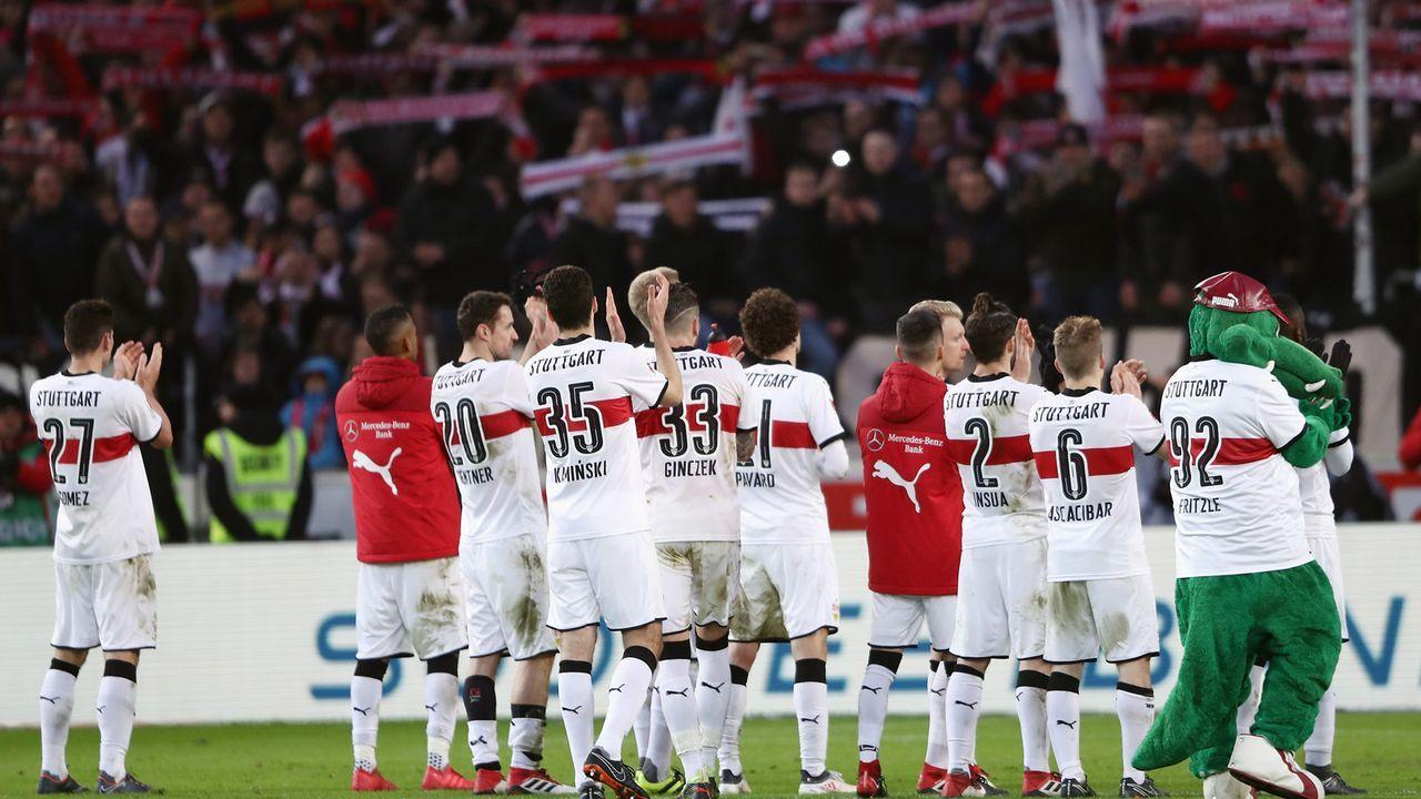 VfB Stuttgart - Bildquelle: 2018 Getty Images