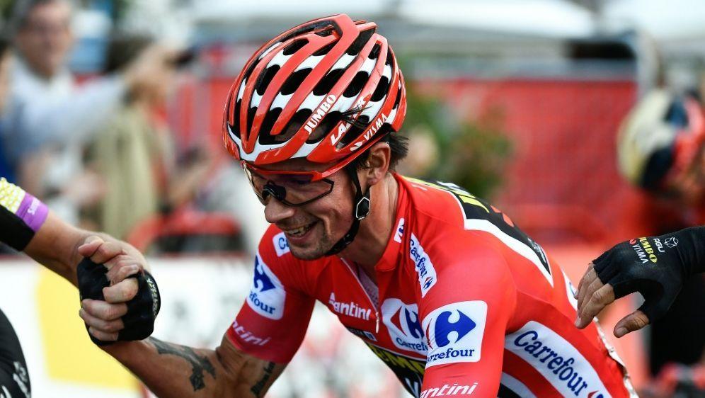 Roglic gewinnt als erster Slowene die Vuelta - Bildquelle: AFPSIDOSCAR DEL POZO