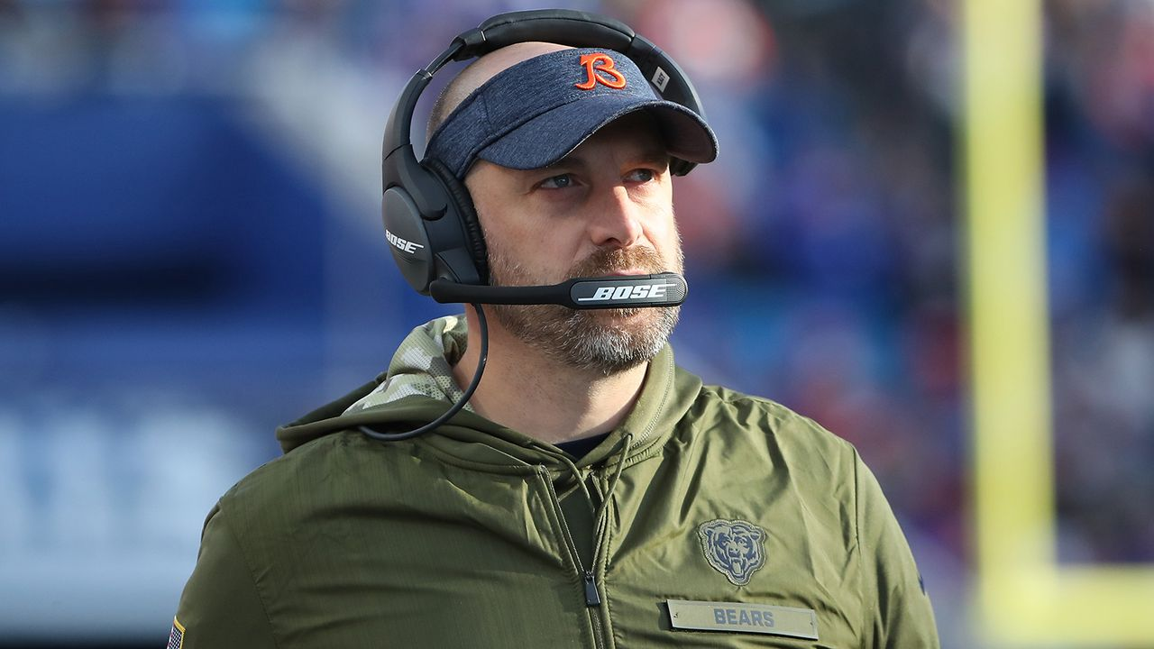 Coach of the Year: Matt Nagy - Bildquelle: 2018 Getty Images