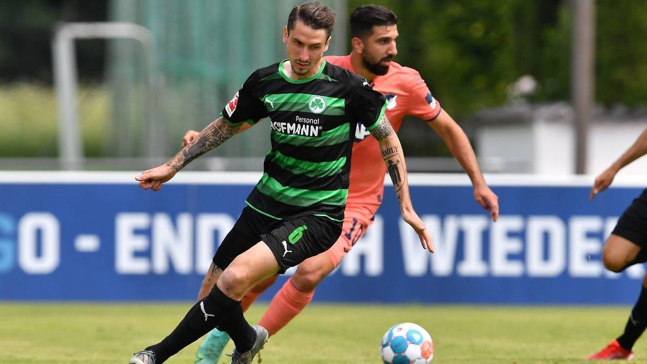 Adrian Fein (SpVgg Greuther Fürth) - Bildquelle: imago