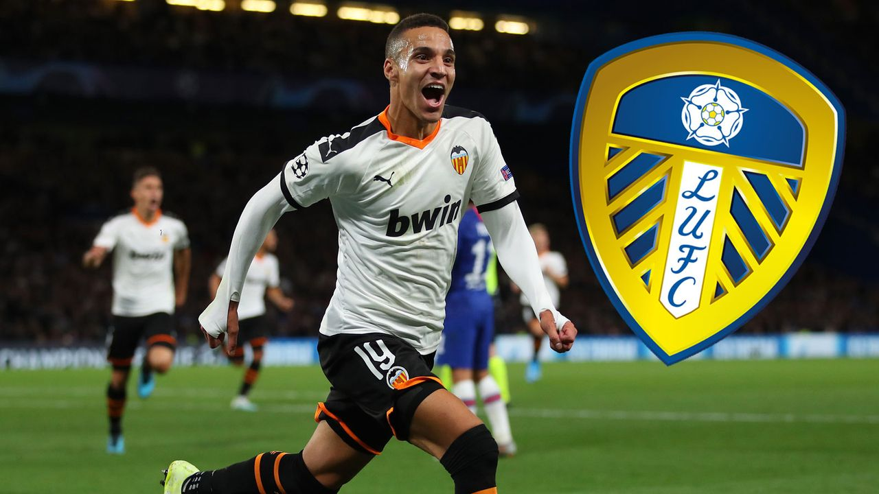 Rodrigo (Leeds United) - Bildquelle: 2019 Getty Images