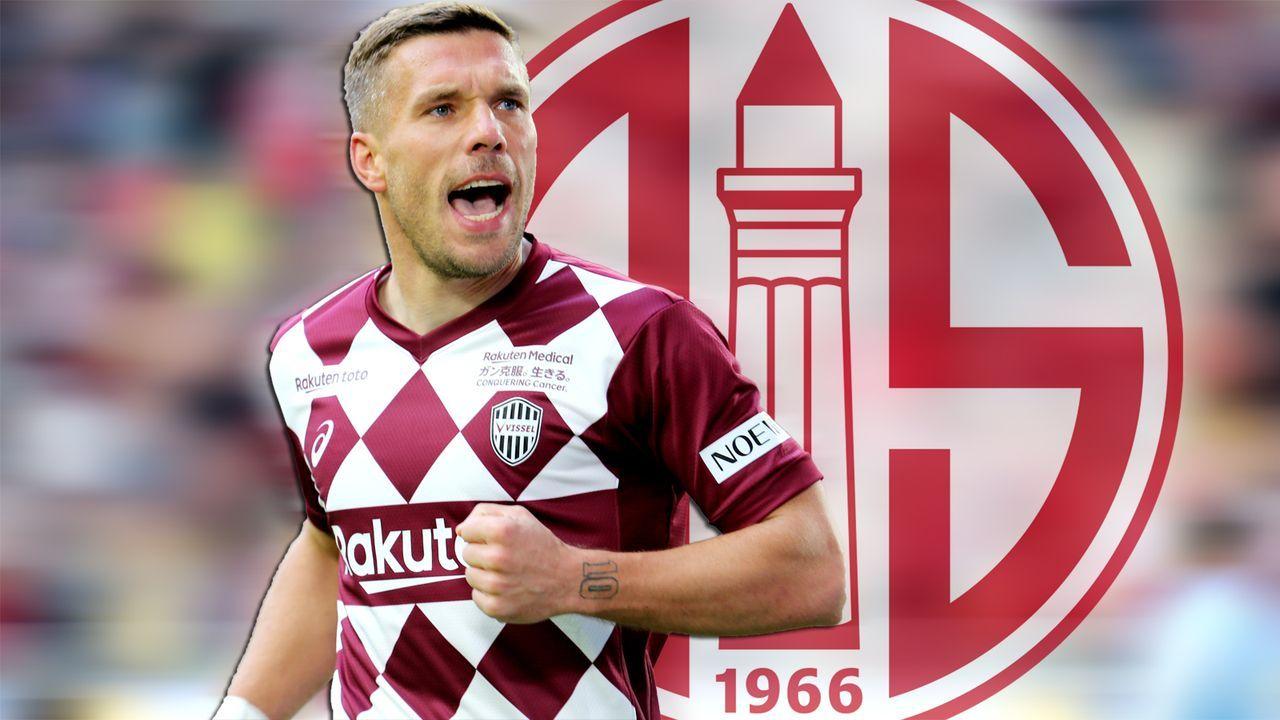 Lukas Podolski (Vissel Kobe) - Bildquelle: getty