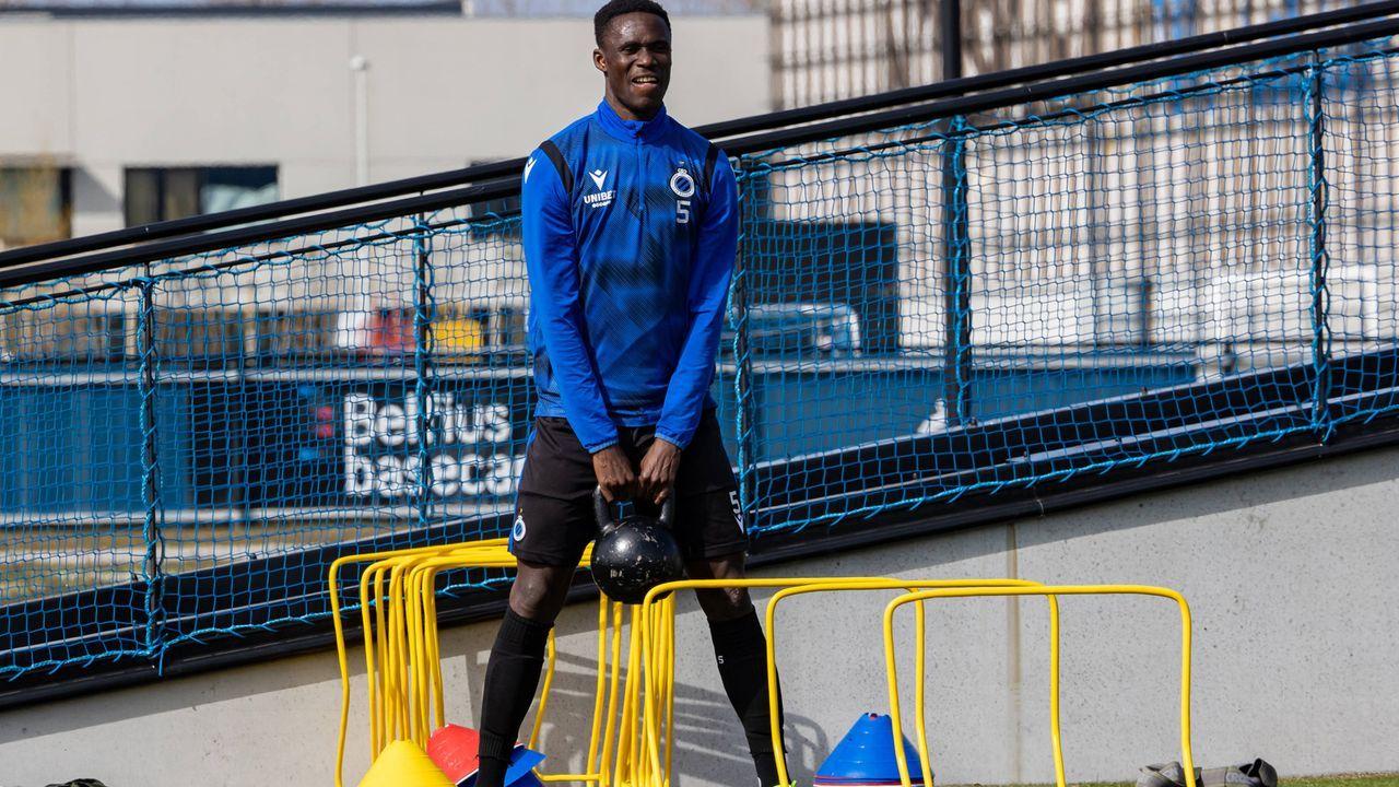 Odilon Kossounou (Bayer Leverkusen) - Bildquelle: imago images/Belga