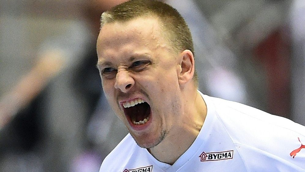 DHB-Pokal: Morten Olsen führt Hannover-Burgdorf zum Sieg - Bildquelle: AFPSIDJONATHAN NACKSTRAND