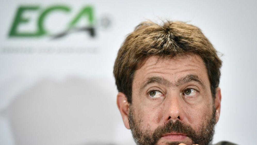 Hauptinitiator Agnelli scheitert mit Super League - Bildquelle: AFPSIDFABRICE COFFRINI