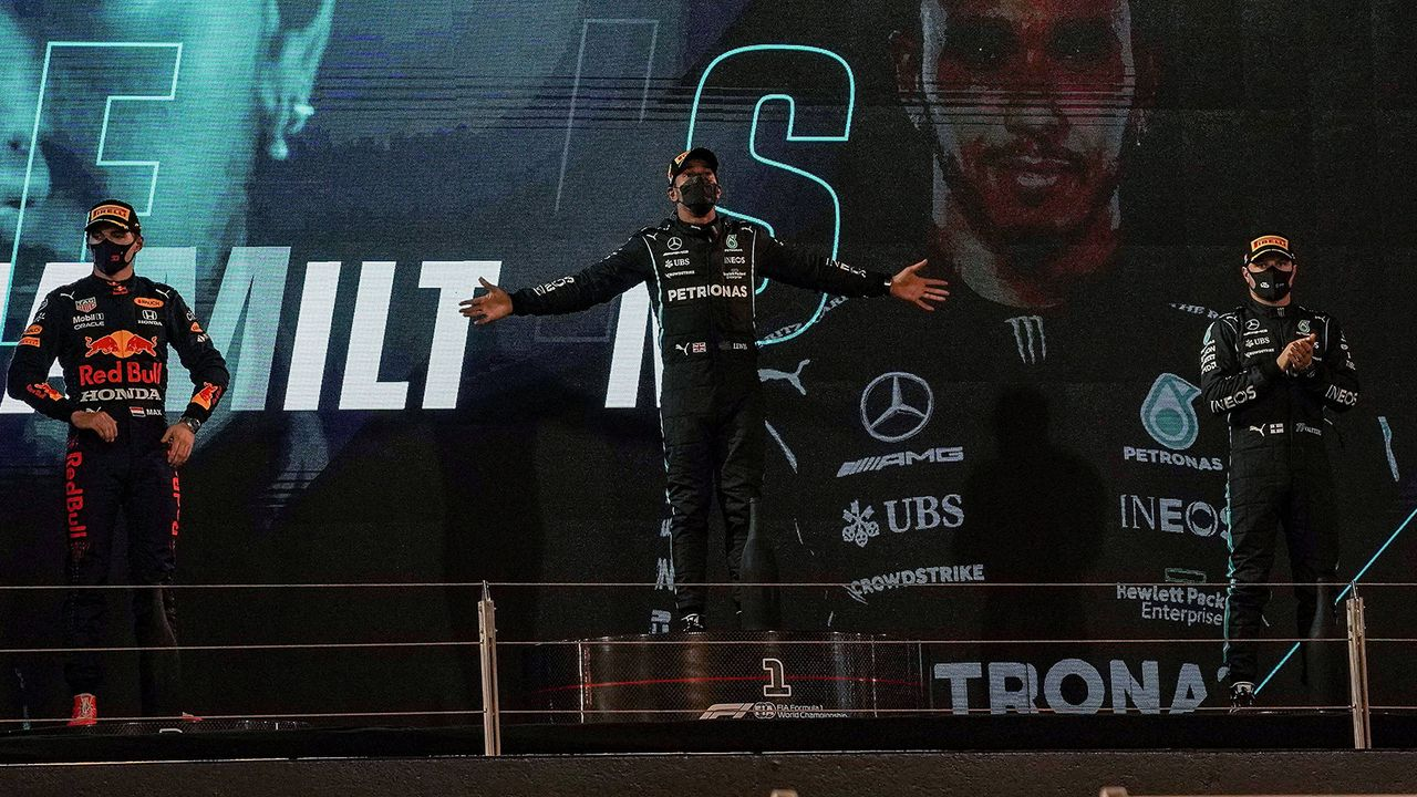 Mercedes vs. Red Bull: Wie sieht das Kräfteverhältnis diesmal aus? - Bildquelle: Imago Images