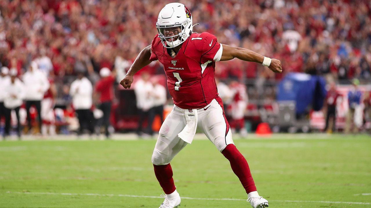 Kyler Murray, Quarterback, Arizona Cardinals - Bildquelle: Getty Images