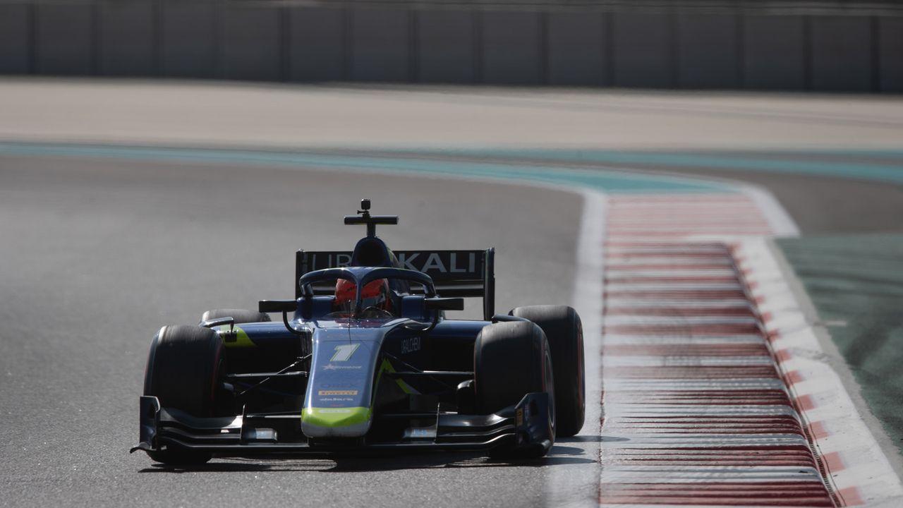 Nikita Mazepin - Bildquelle: imago images/Motorsport Images