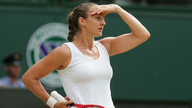 Mary Pierce - Bildquelle: 2005 Getty Images