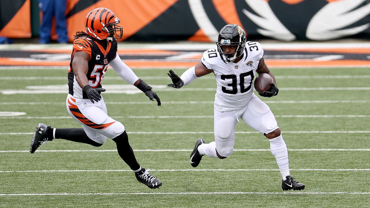 James Robinson (Jacksonville Jaguars) - Bildquelle: Getty Images