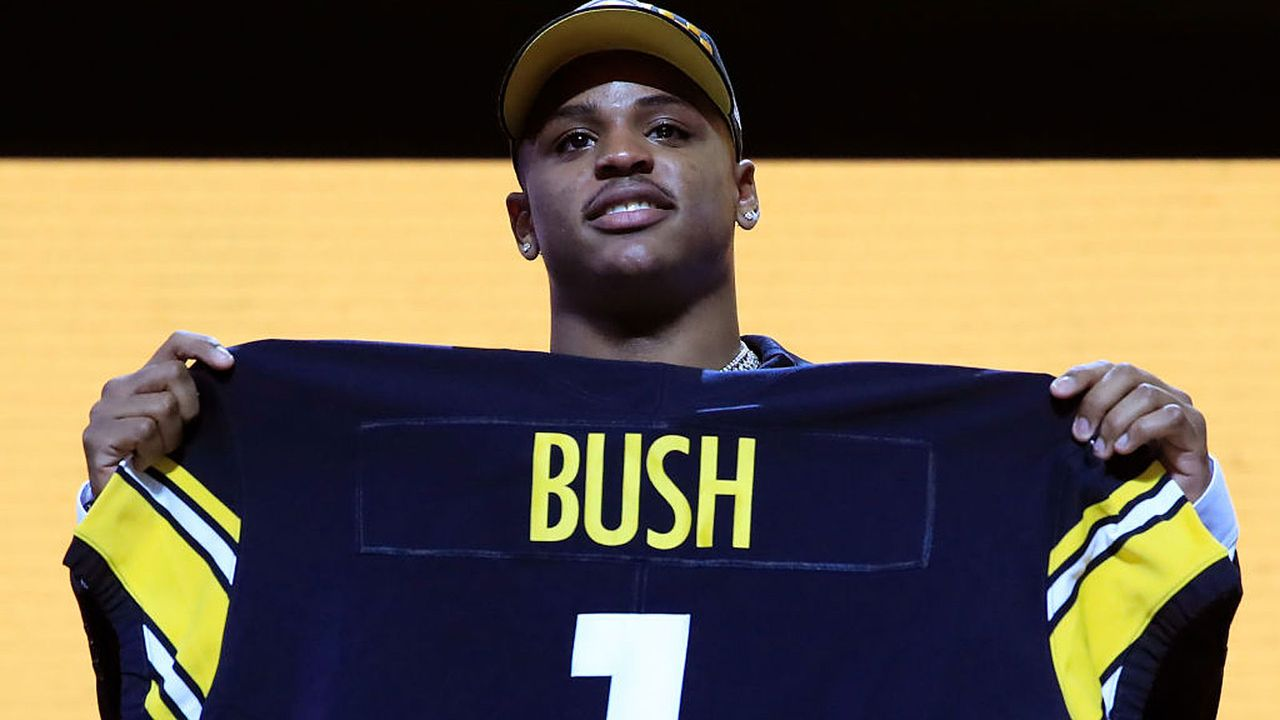 Die Draft Picks der Pittsburgh Steelers (9) - Bildquelle: 2019 Getty Images