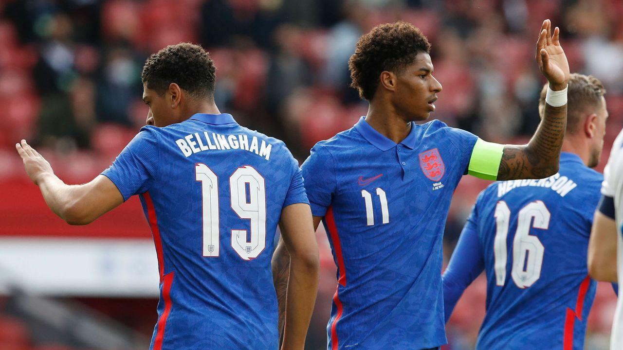 Platz 2: England - Bildquelle: imago images/Sportimage