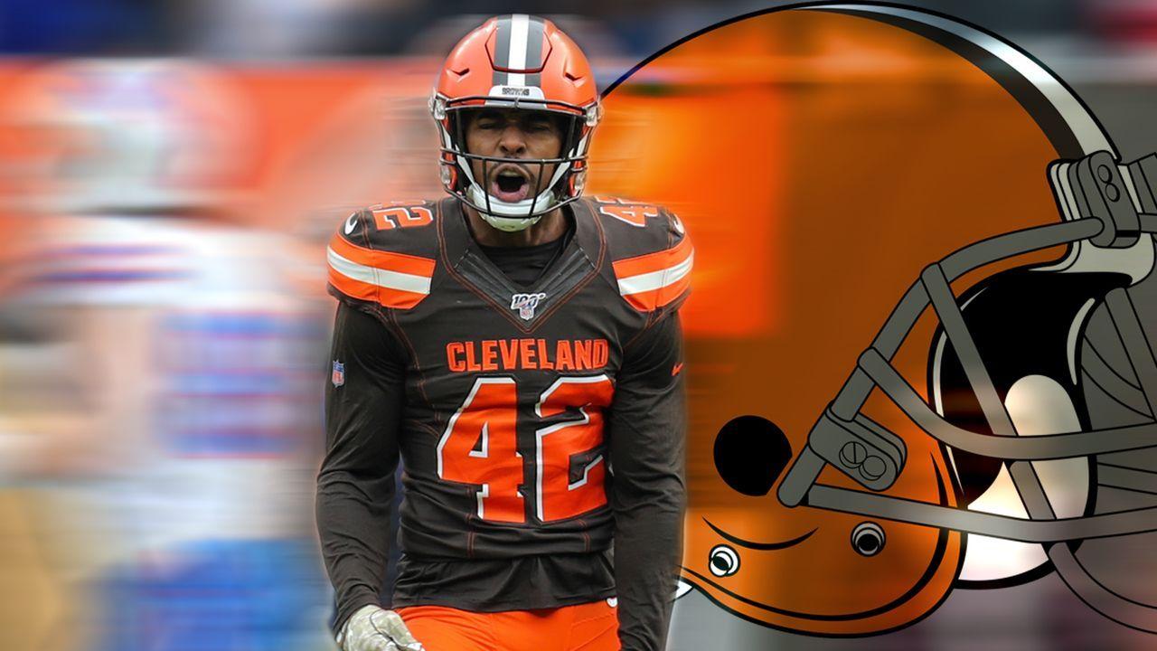 Morgan Burnett (Cleveland Browns)  - Bildquelle: imago images/Icon SMI