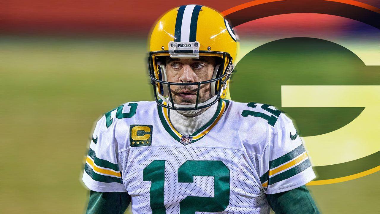 Aaron Rodgers (Green Bay Packers) - Bildquelle: imago images/Icon SMI