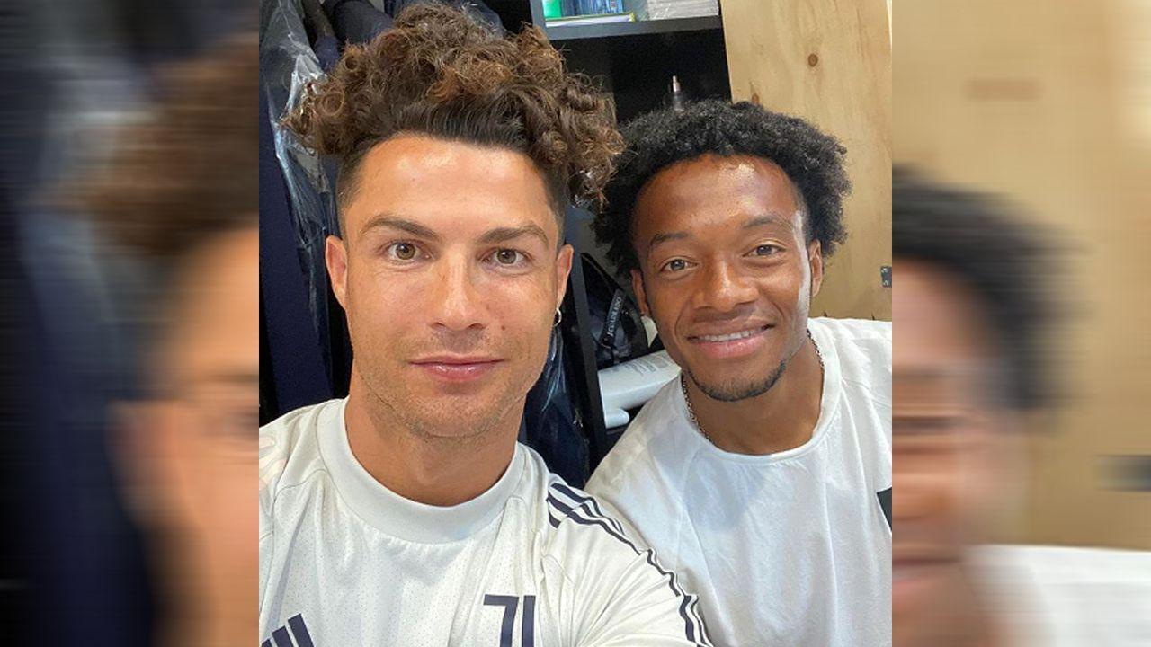 Cristiano Ronaldo im Juni 2020 im Wuschel-Look - Bildquelle: cristiano/instagram