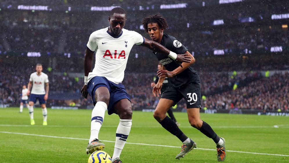 Moussa Sissoko fehlt den Spurs wohl bis Mitte April - Bildquelle: Getty Images