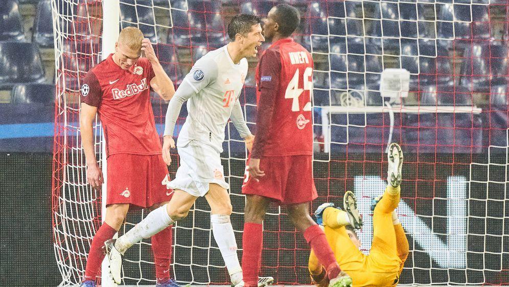 Der FC Bayern trifft heute in der Champions League auf RB Salzburg. Anpfiff ... - Bildquelle: Imago
