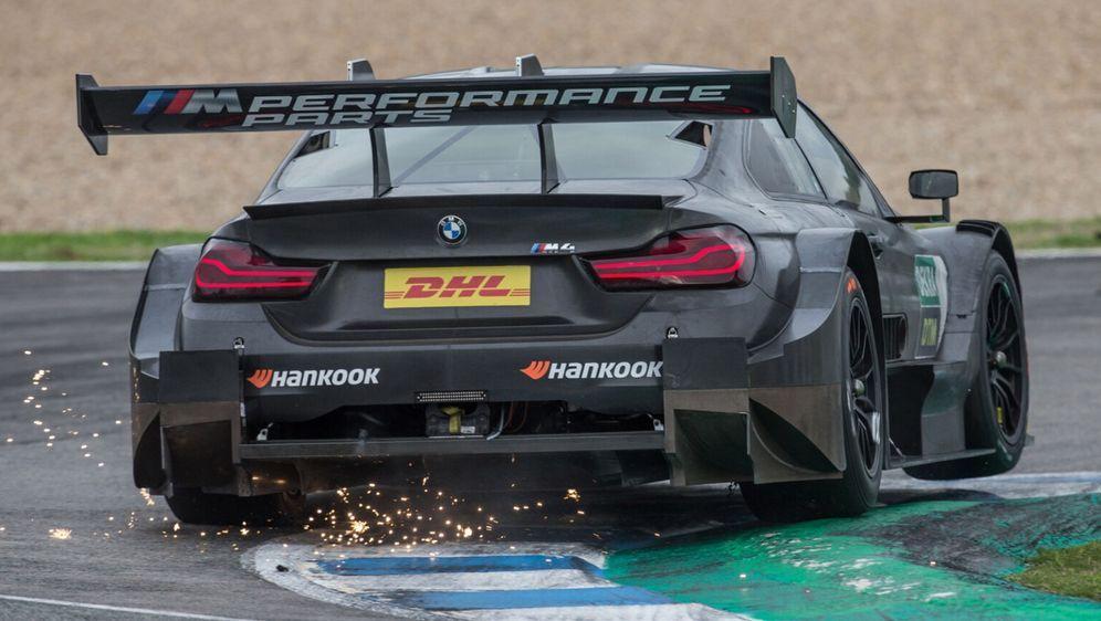 Die DTM-Hersteller haben sich auf eine deutliche Aufwertung der Überholhilfe... - Bildquelle: BMW AG