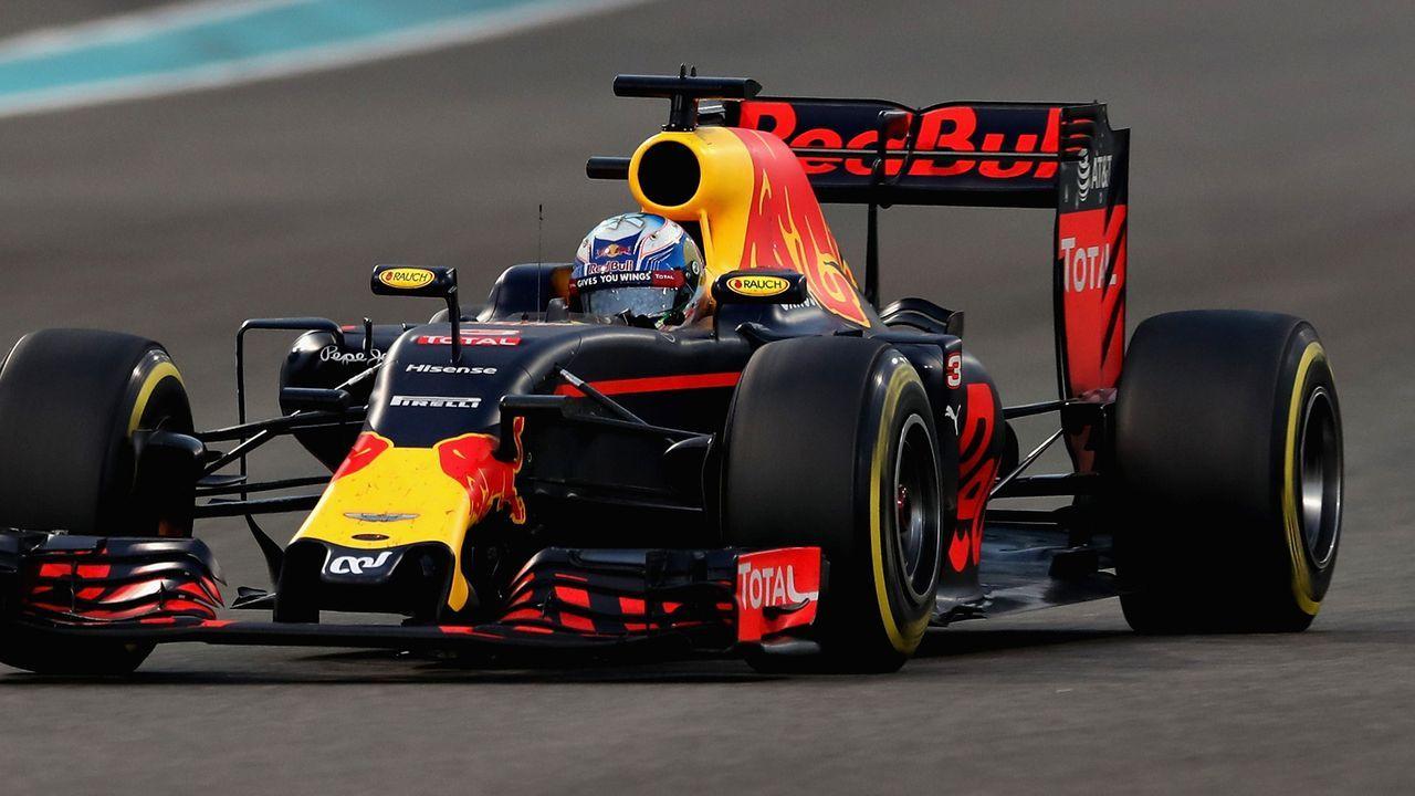 Red Bull RB12 (2016) - Bildquelle: 2016 Getty Images