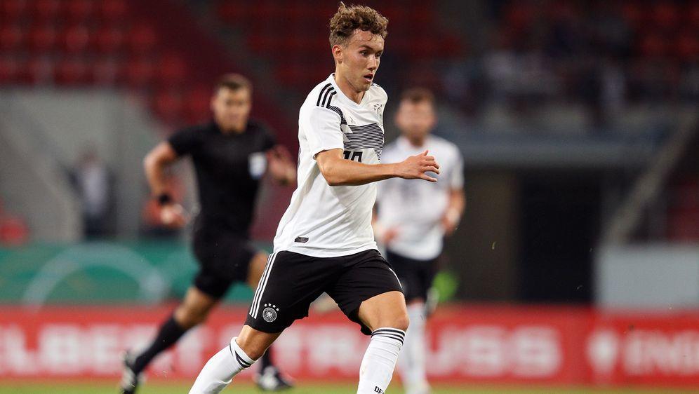 Luca Waldschmidt erzielt im Testspiel einen Dreierpack - Bildquelle: Getty Images