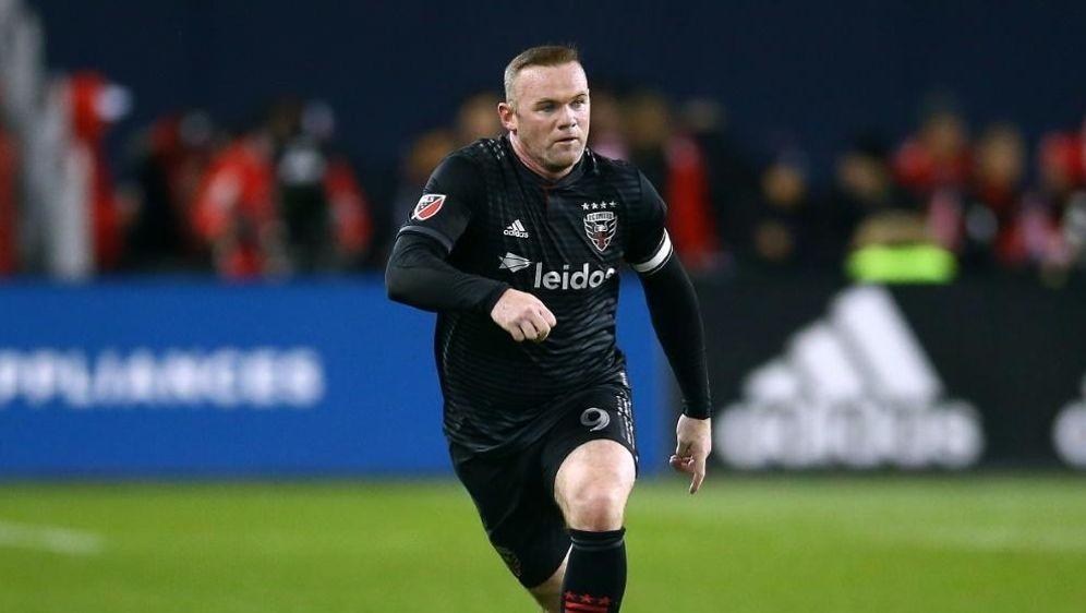 Rooneys Zeit in den USA ist zu Ende - Bildquelle: GETTY AFPSIDVaughn Ridley