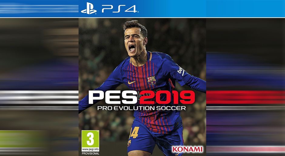 PES 2019 - Bildquelle: Konami