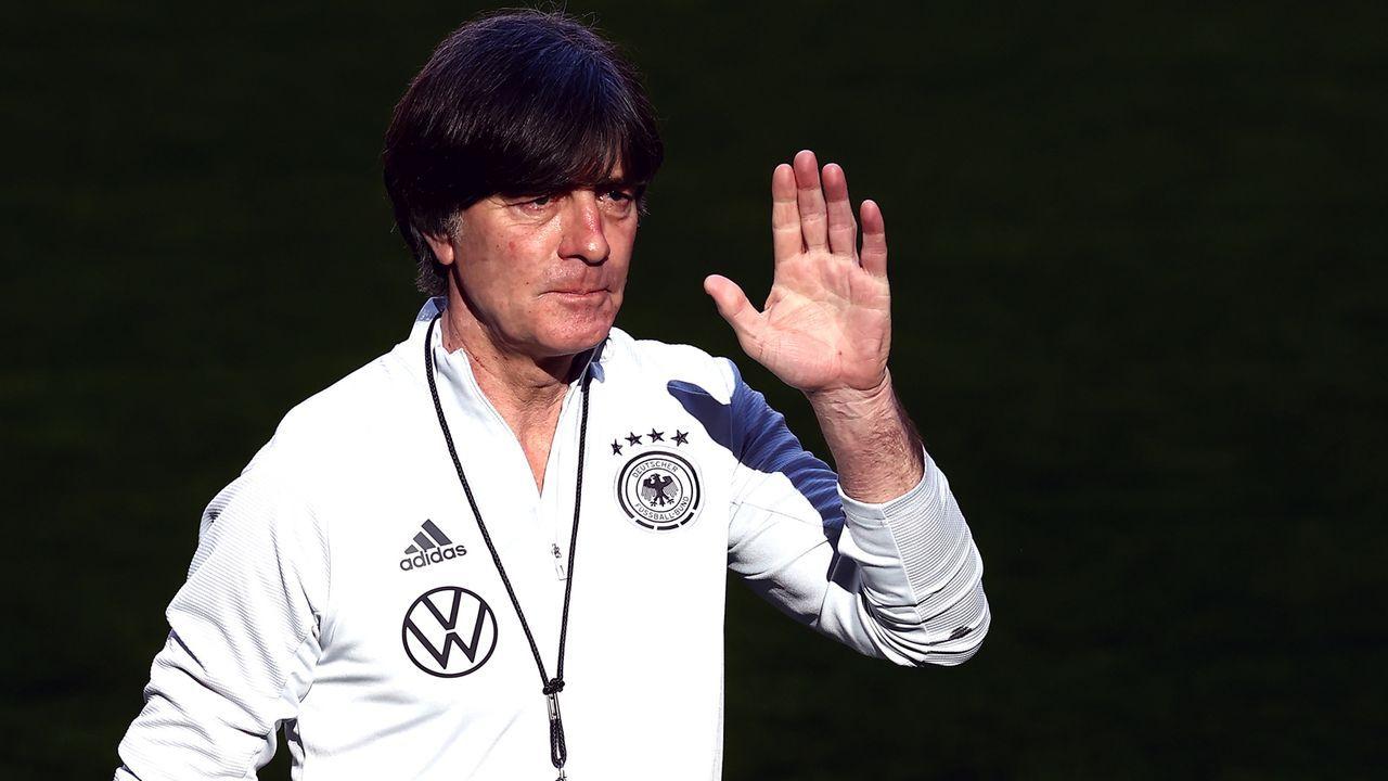 Joachim Löw (Bundestrainer bis nach der EM-Endrunde) - Bildquelle: 2021 Getty Images