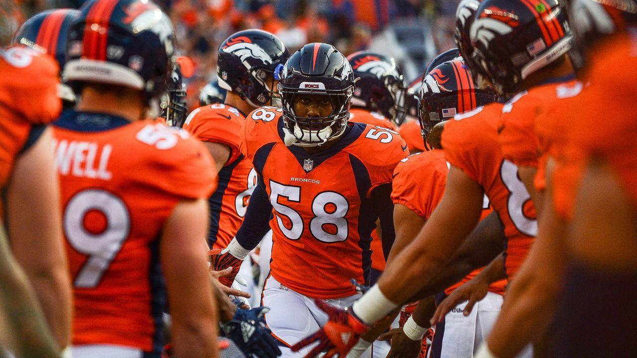 Die Baustellen der Denver Broncos - Bildquelle: 2018 Getty Images