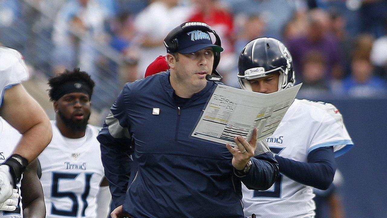 Arthur Smith (Offensive Coordinator der Tennessee Titans) - Bildquelle: imago