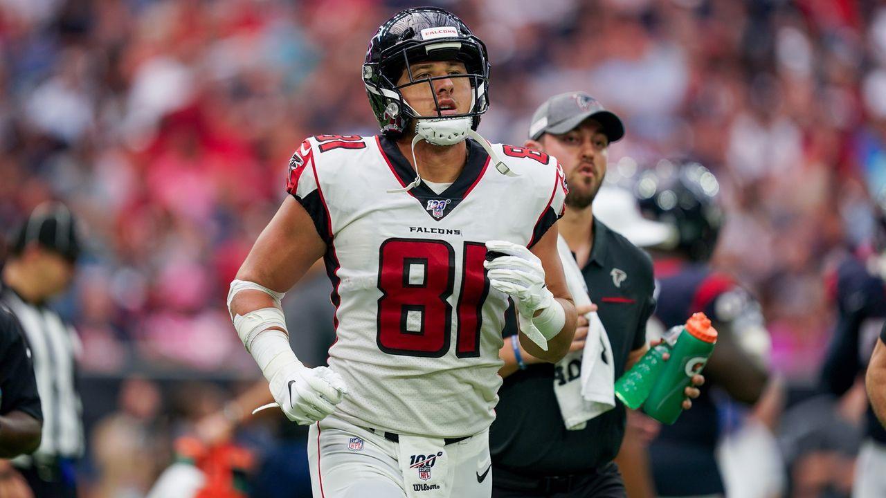 Austin Hooper (Atlanta Falcons) - Bildquelle: imago