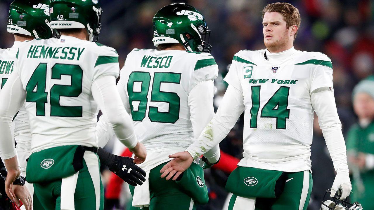 Gewinner: New York Jets - Bildquelle: Getty Images