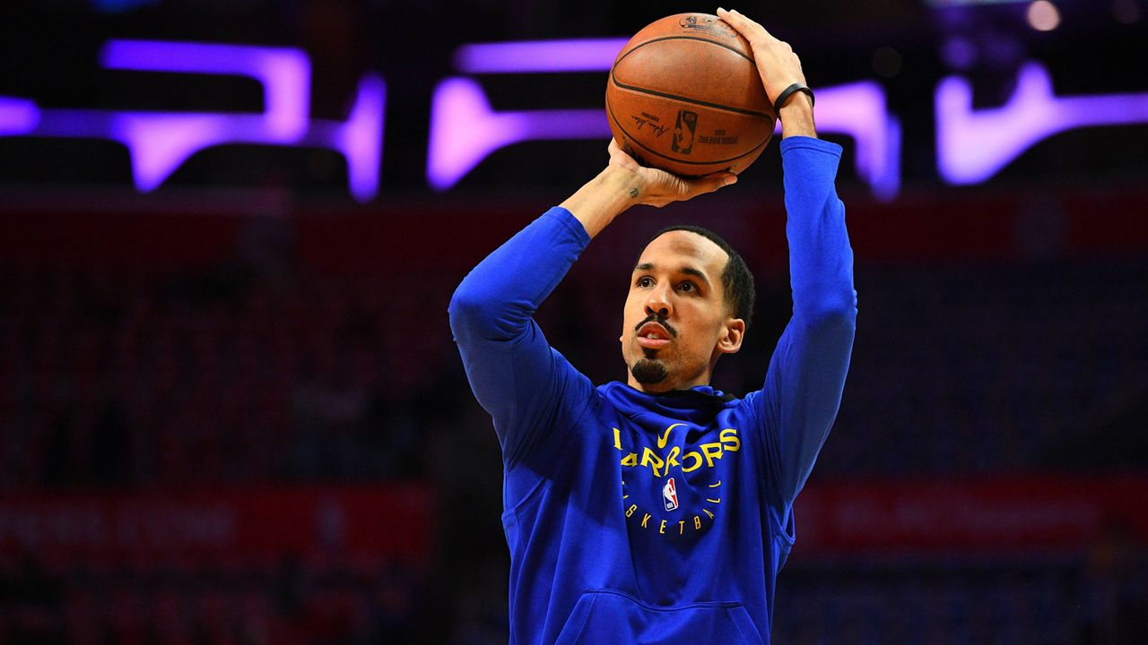 Platz 13: Shaun Livingston (Golden State Warriors)            - Bildquelle: imago images / Icon SMI