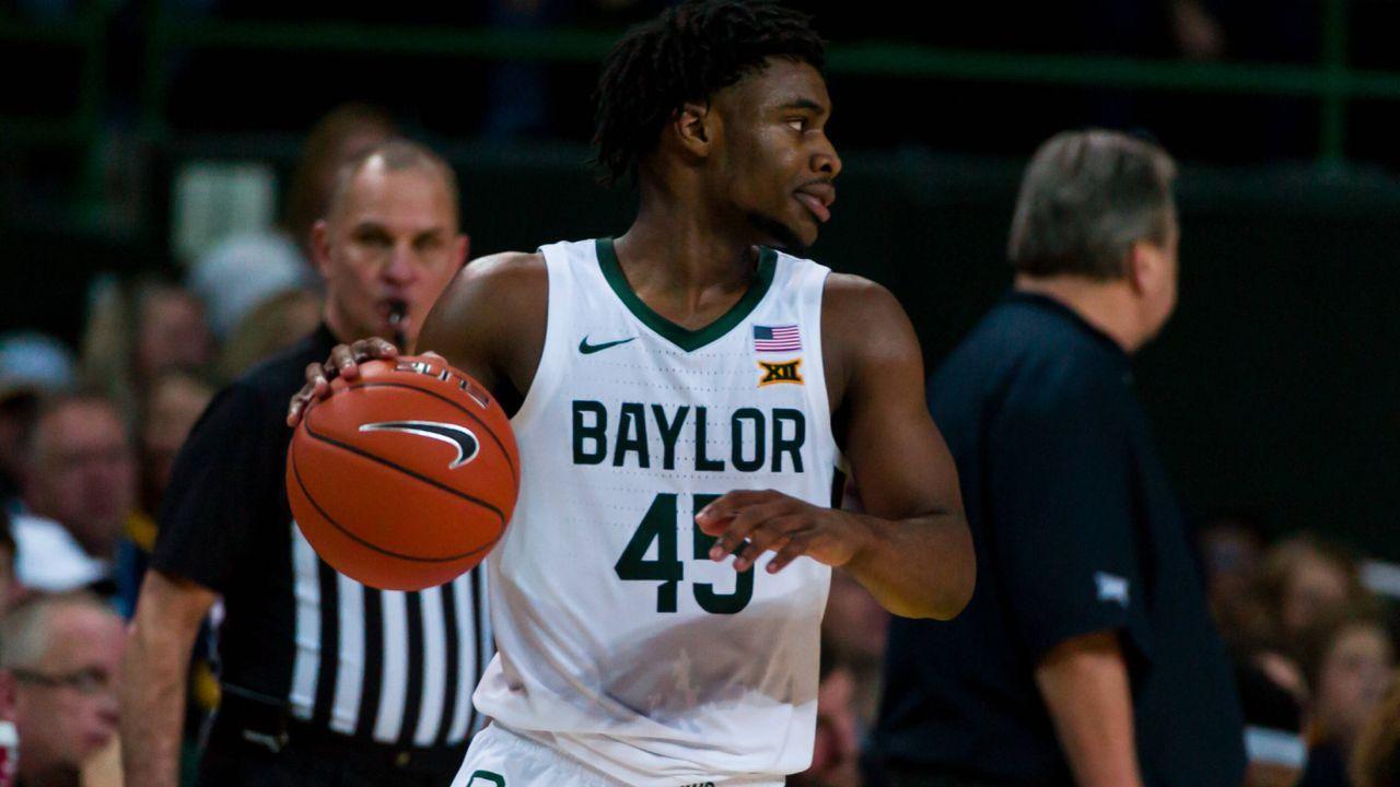 9. Pick: Davion Mitchell (Sacramento Kings) - Bildquelle: Imago