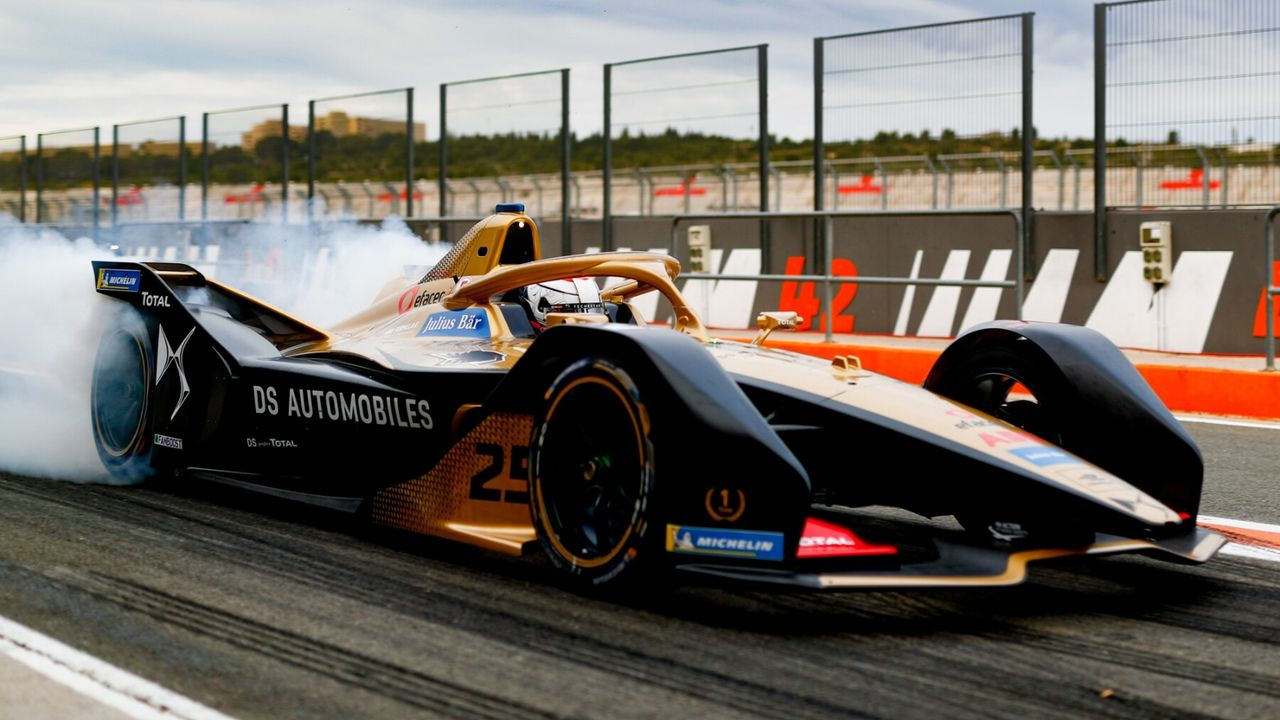 DS Techeetah - Bildquelle: Motorsport Images