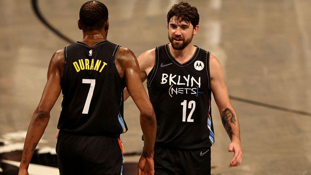 Die Brooklyn Nets bezwangen auch im zweiten Spiel dieMilwaukee Bucks - Bildquelle: 2021 Getty Images