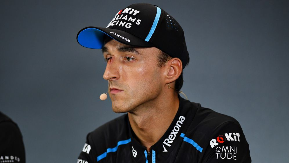 Robert Kubica macht am Saisonende bei Williams Schluss. - Bildquelle: 2019 Getty images