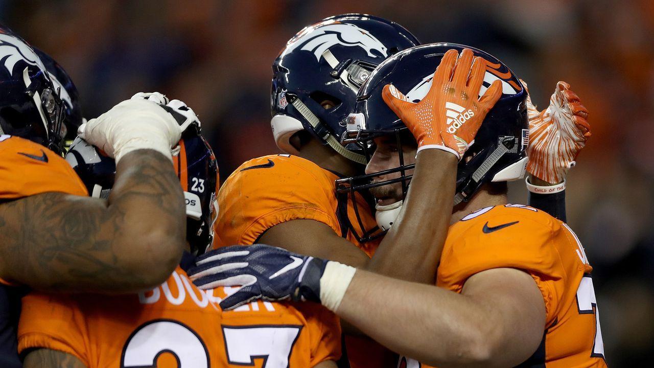 Platz 8 (geteilt): Denver Broncos - 23 Siege - Bildquelle: Getty Images