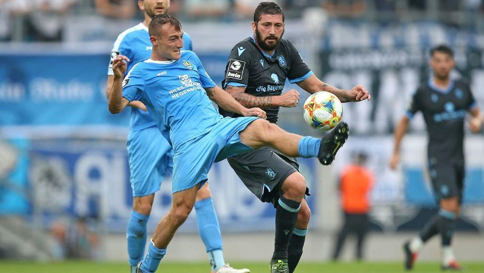 Der Chemnitzer FC hat mit Problemen zu kämpfen - Bildquelle: PIXATHLONPIXATHLONSID