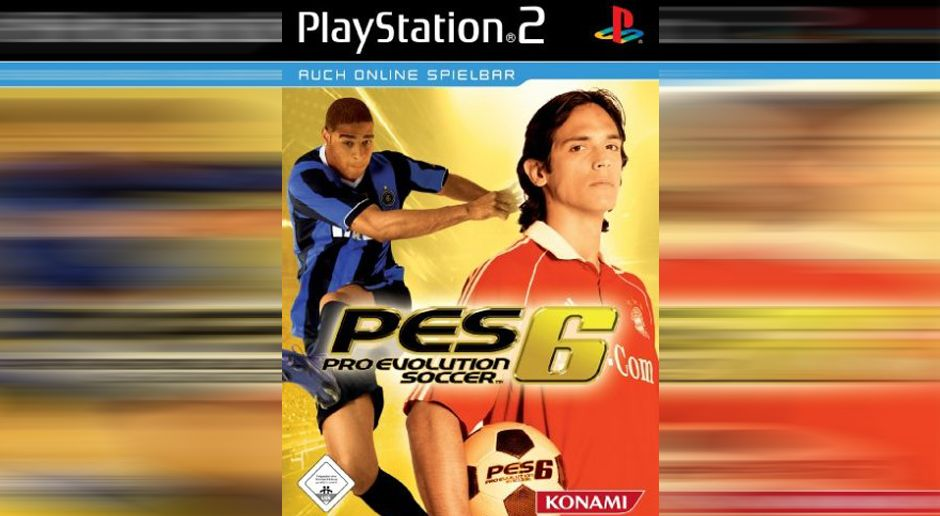 PES 6 - Bildquelle: Konami