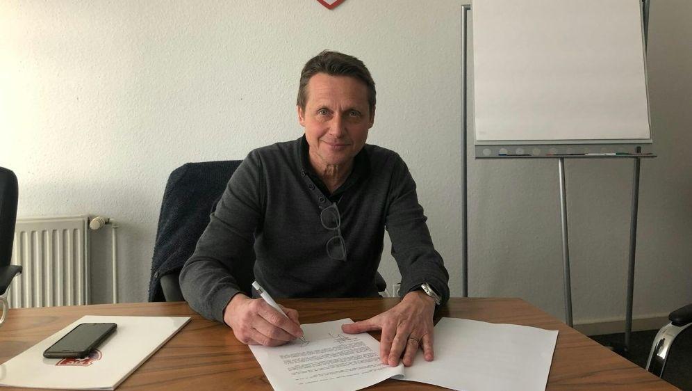Frank Heinemann wird neuer Co-Trainer beim KFC Uerdingen - Bildquelle: KFC UERDINGENKFC UERDINGENKFC UERDINGEN