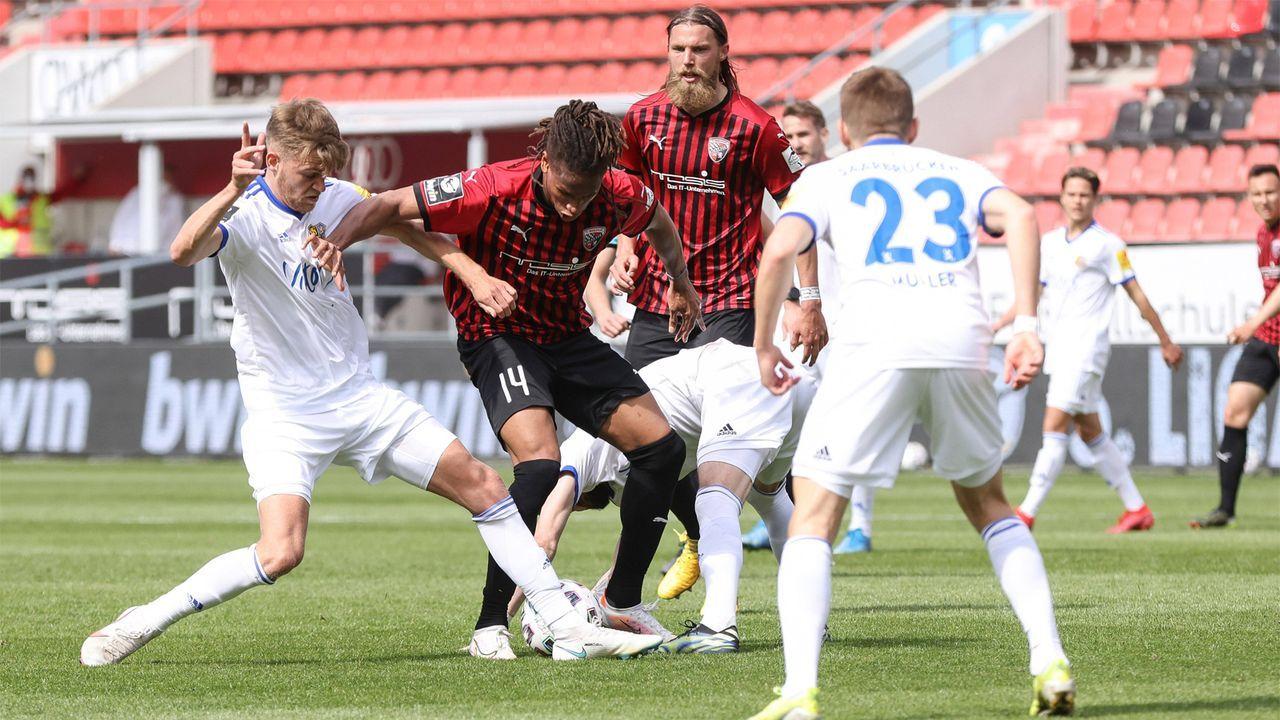 4. FC Ingolstadt (65 Punkte, 48:38 Tore) - Bildquelle: Imago Images