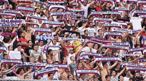 Hajduk Split - Bildquelle: imago/Pixsell