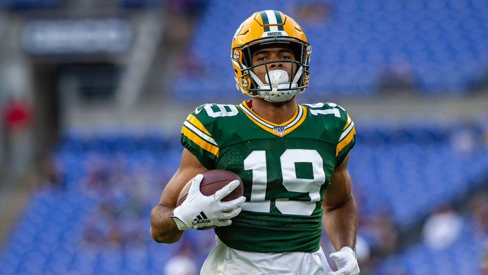 Equanimeous St. Brown hat gegen die Chicago Bears neue Saison-Bestleistungen... - Bildquelle: imago images / Icon SMI