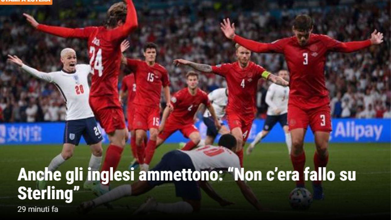 """Gazzetta: """"Sogar die Briten geben es zu!"""" - Bildquelle: Gazzetta dello Sport"""