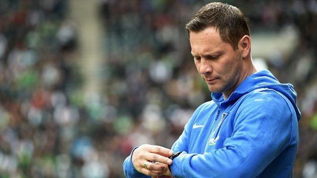 Hertha BSC - sieben Trainerwechsel - Bildquelle: 2016 Getty Images